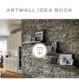 Download the ArtWall Idea Book